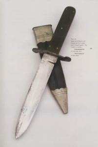 London Antique Knife ID Guide Makers circa 1820 1945