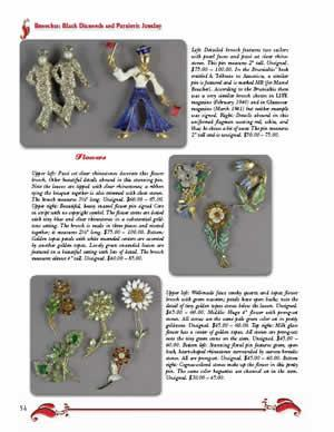 vintage costume jewelry guide makers marks price ebay